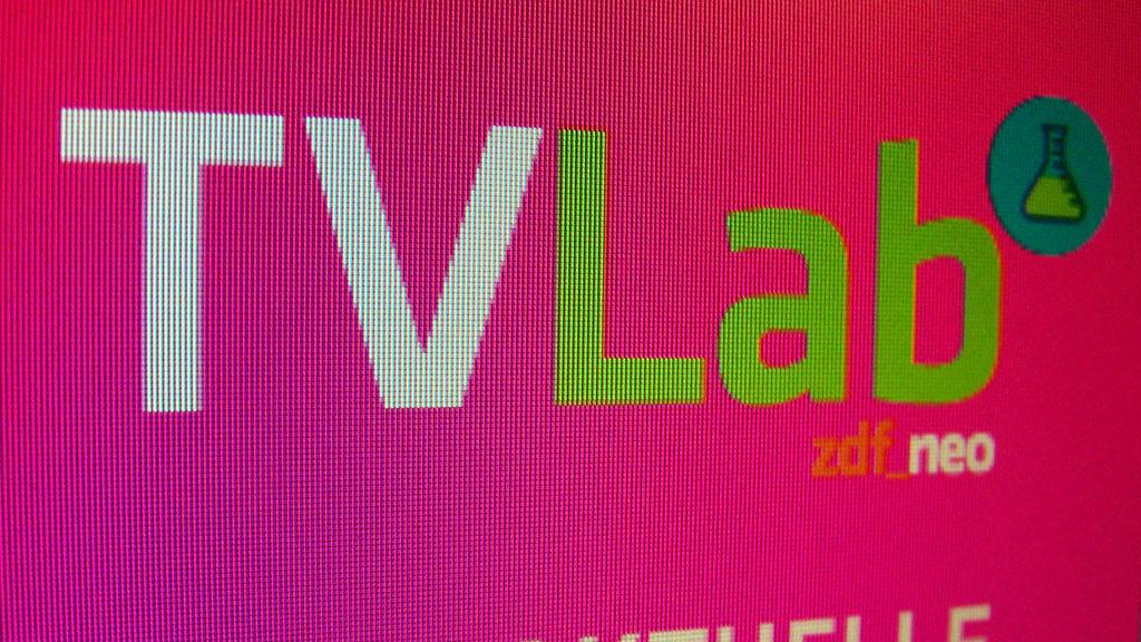 Das TVlab auf ZDFneo (Foto: Frank Krause / ZDFneo)