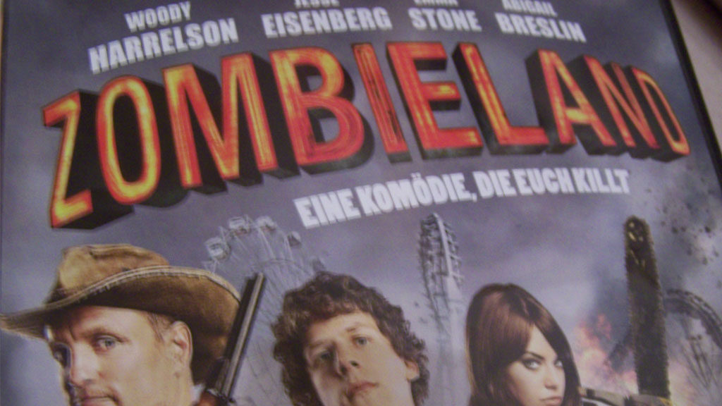 DVD-Cover: Zombieland (Foto: Frank Krause/Sony Pictures Releasing)