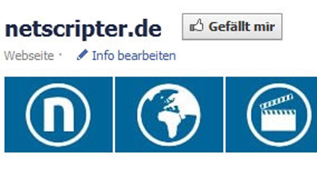 Die eigene Facebook-Seite (Screenshot: Frank Krause / Facebook)