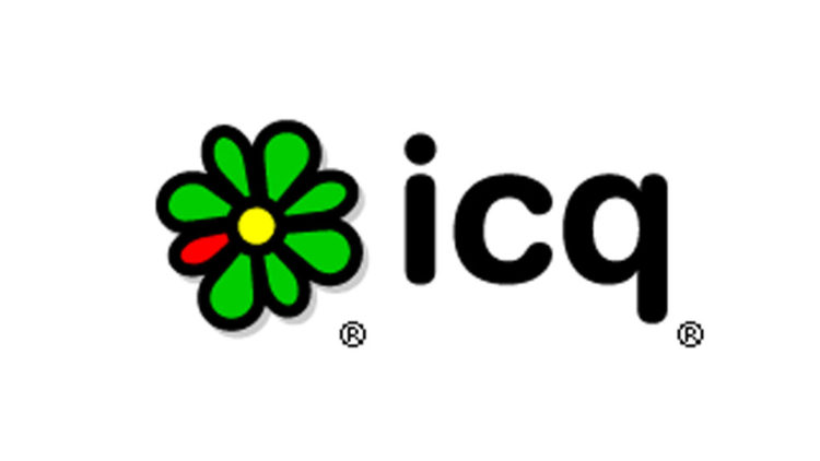 Das ICQ-Logo (Grafik: © 2003 by ICQ, Inc.)