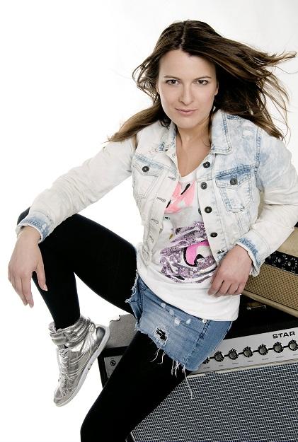BEATZZ Moderatorin Sandra Jozipovic (Foto: SWR/Stephanie Schweigert)