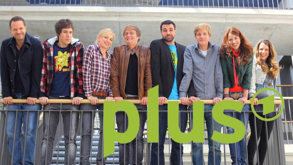 Das neue Team für die EinsPlus Primetime. (Foto: SWR/Peter A. Schmidt / ARD Digital)