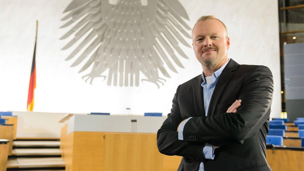 Absolute Mehrheit, Stefan Raab (Foto: ProSieben / Willi Weber)