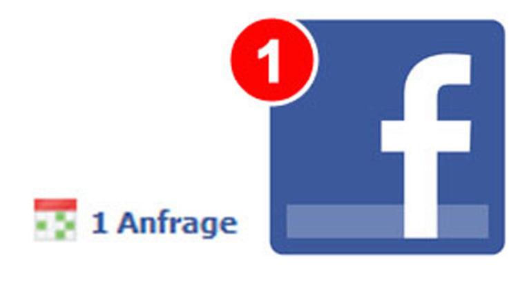 Facebook-Anfragen (Bild: Facebook / Frank Krause)