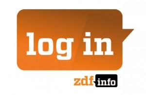 Interaktive Talkshow log in auf ZDFinfo (Logo: ZDF / Corporate Design)