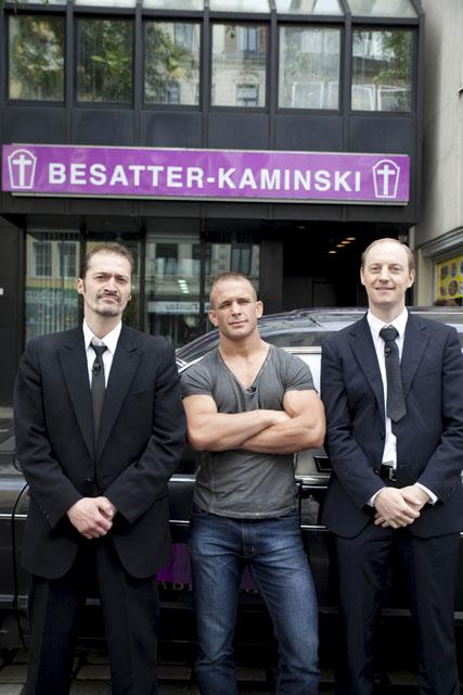 Diese Kaminskis - Wir legen Sie tiefer! (Foto: ZDF / Vincent Dewill)