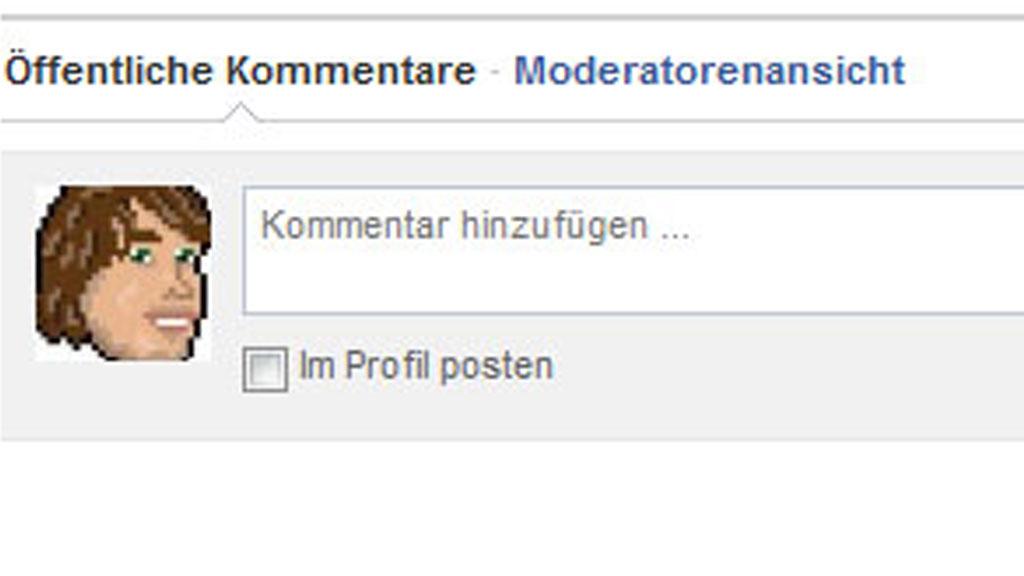 Facebook-Kommentare (Screenshot: Frank Krause / Facebook)