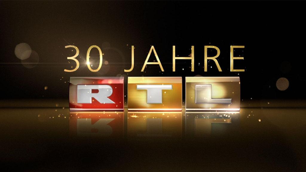 30 Jahre Rot Gelb Blau (Foto: RTL)