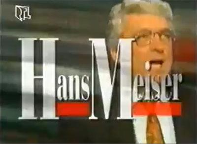 Intro der Talkshow Hans Meiser 1992 (Screenshot: RTL)
