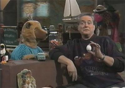 Metty und der Li-La-Launebär (Screenshot: RTL)
