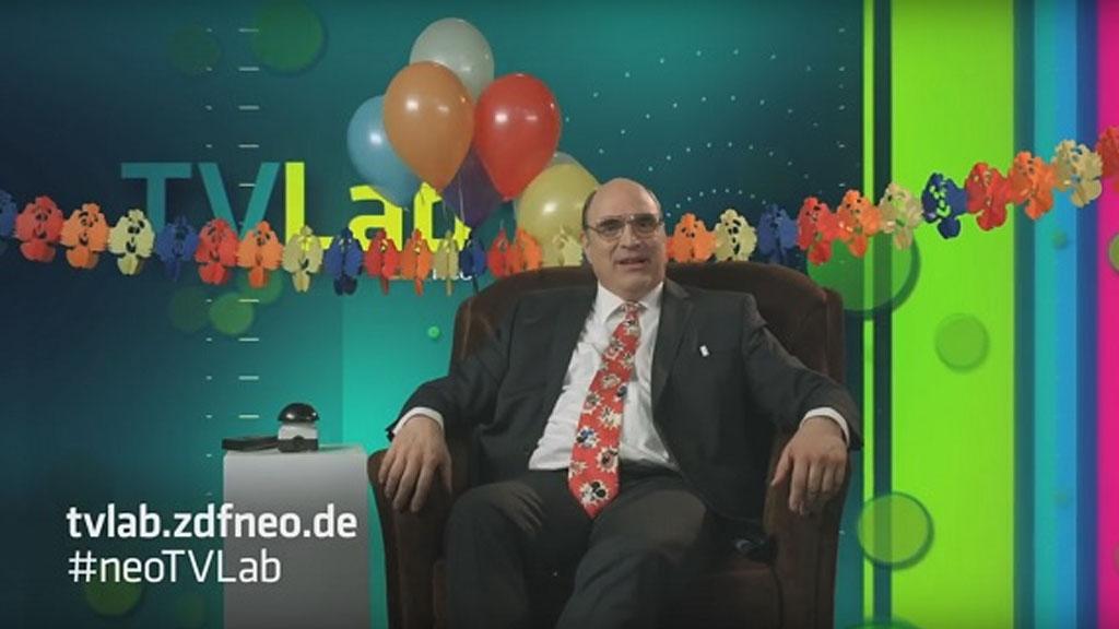 Thank God It's TVLab (Screenshot: ZDFneo)