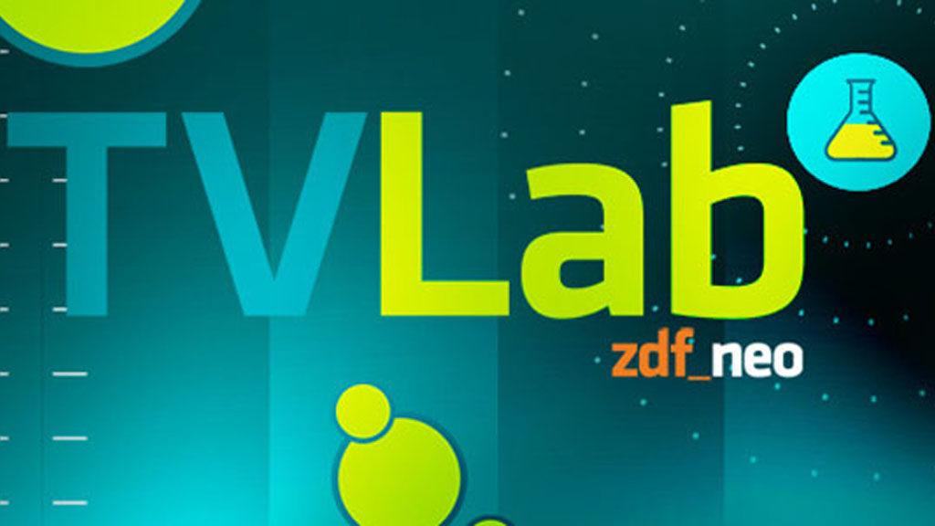 Das TVLab von ZDFneo (Logo: ZDF / Corporate Design)