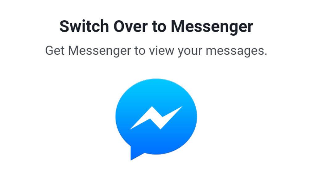 Ohne Messenger geht gar nichts mehr? Denkste! (Screenshot: Facebook / Frank Krause)