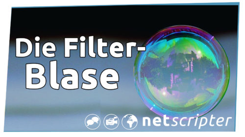 Was ist die Filter Bubble?
