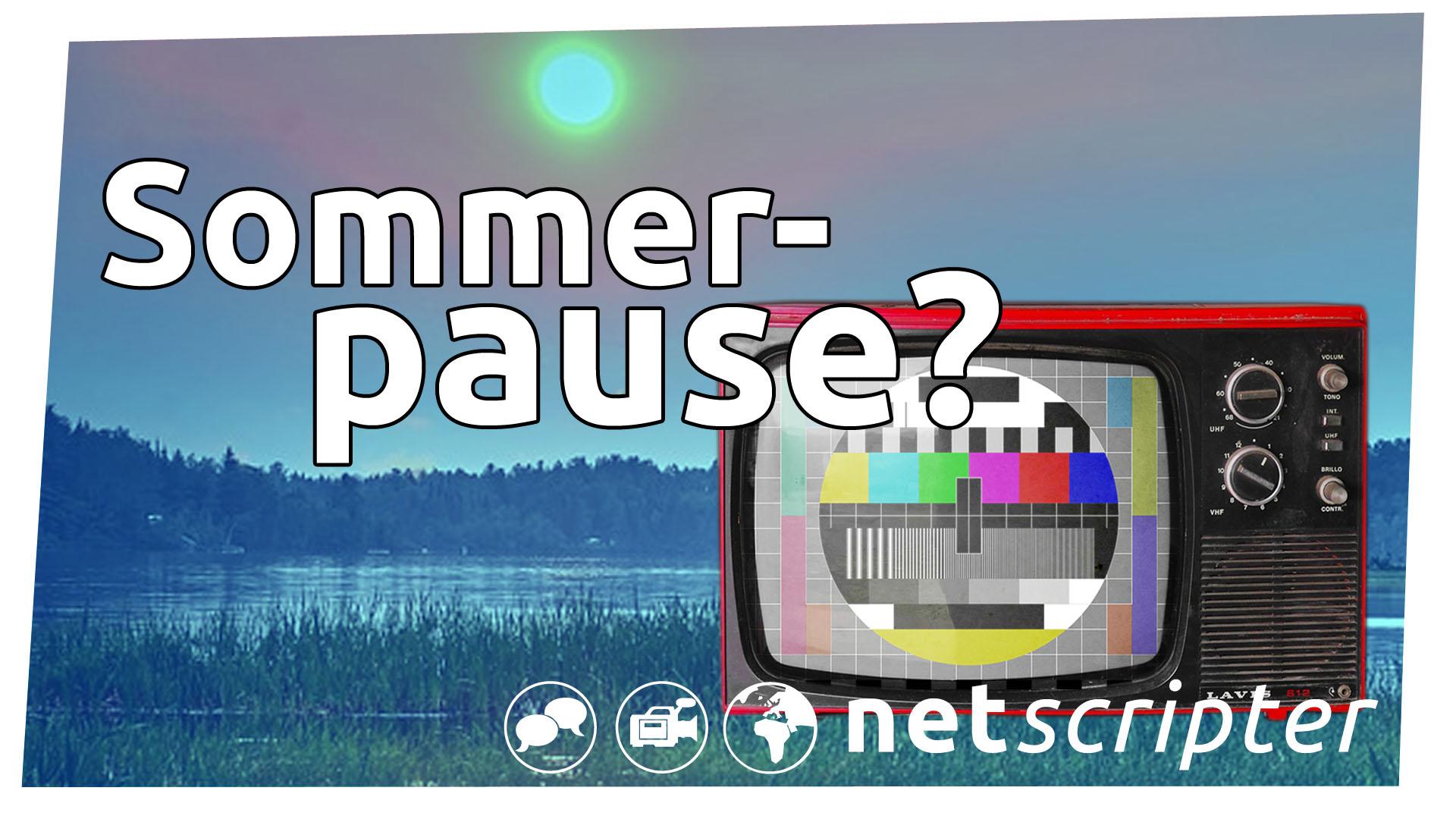 Warum macht das Fernsehen Sommerpause?