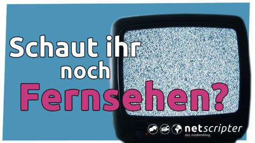 Warum noch Fernsehen schauen?