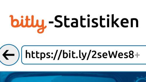 Jeder kann mit einem einfachen Trick die Statistiken eines Bit.ly-Links einsehen. (Logo: Bit.ly)