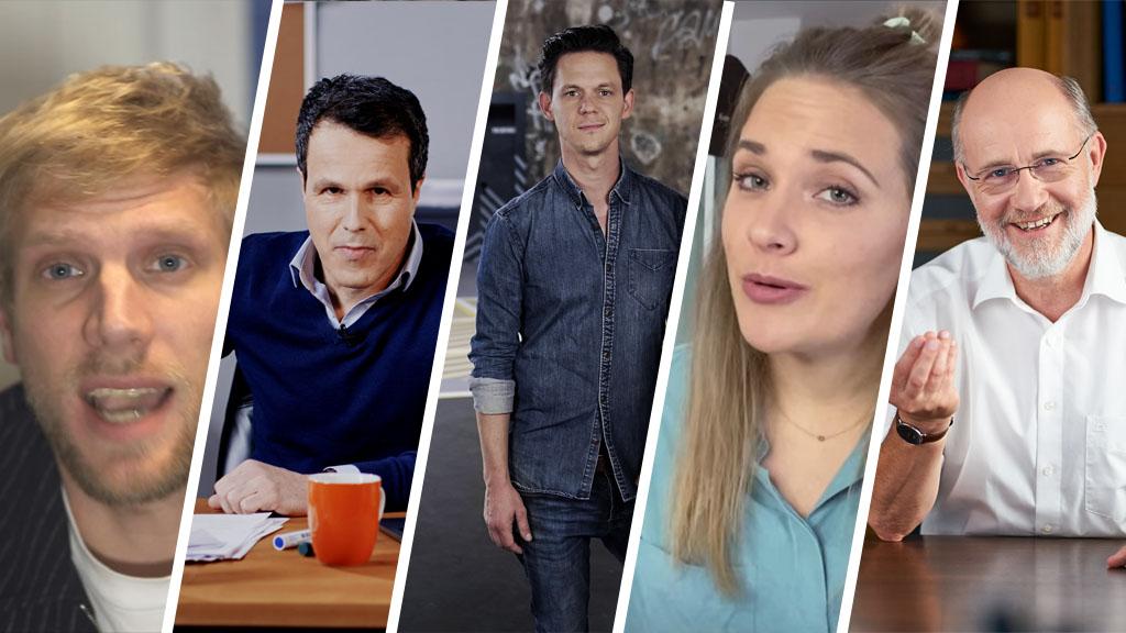 Diese Online-Formate des ZDF lohnen sich. (ZDF / Screenshot / Film Freunde Friedl Fernsehproduktion / Gabriel Rufatto / Screenshot / Jens Hartmann)